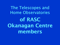 Home Observatories