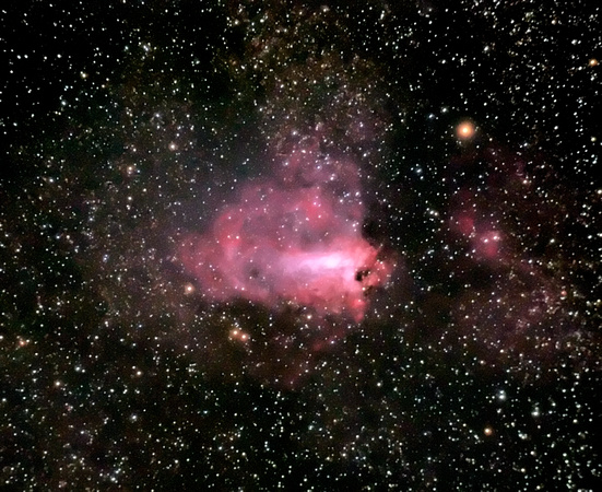 The Swan Messier 17 (#53)