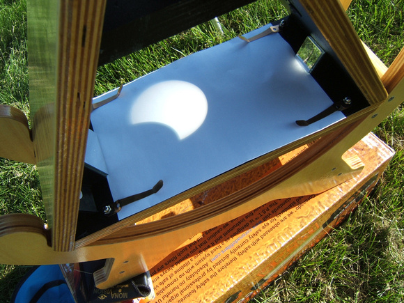 May 2012 – Annular Eclipse Trek